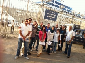 Day Tour to Giza Pyramids, Memphis and Sakkara from Port Said