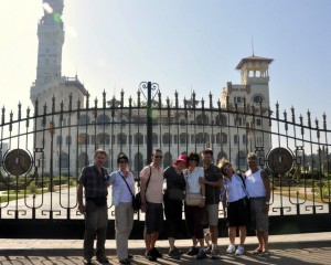 Day Tour to Alexandria City from Port Said