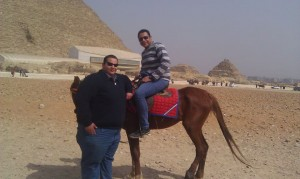 Tour to Pyramids, Memphis and Sakkara from Ain El Sokhna Port